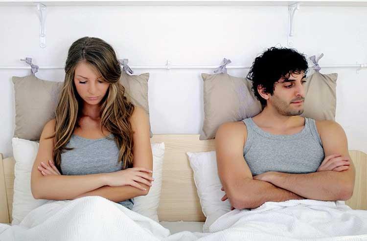 مشکلات جنسی در زنان و مردان چیست | انواع مشکلات جنسی را بشناسیم