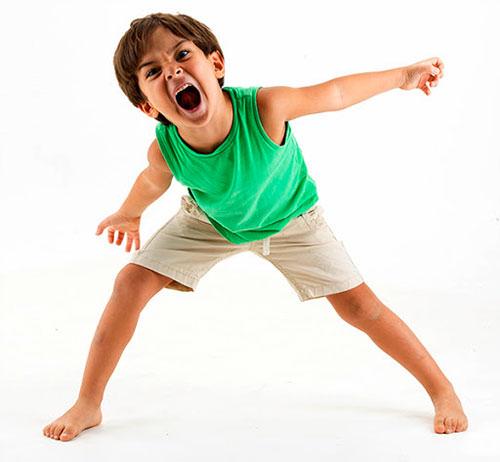 بیش فعالی در کودکان چیست