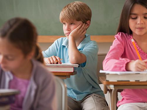 عوارض بی حوصلگی در دانش آموزان