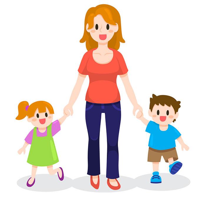 مادر خوب چه ویژگی هایی دارد | یک مادر خوب چگونه مادری است