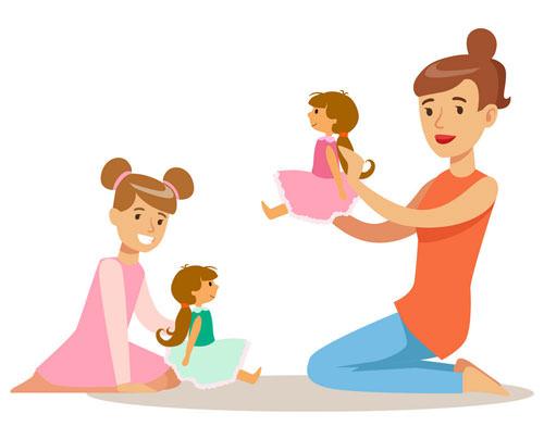 مادر خوب با فرزند خود چگونه رفتار می کند