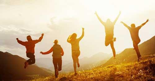 چگونه به خوشبختی دست پیدا کنیم
